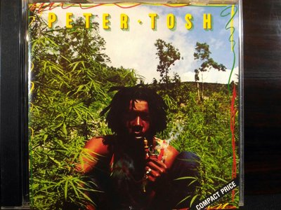 Peter Tosh ~ Legalize It。