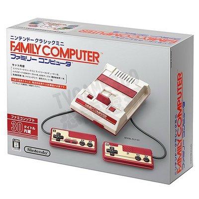 任天堂 Nintendo 原廠 復刻版 FC FAMICOM MINI 迷你紅白機 支援HDMI 附變壓器 台中恐龍電玩
