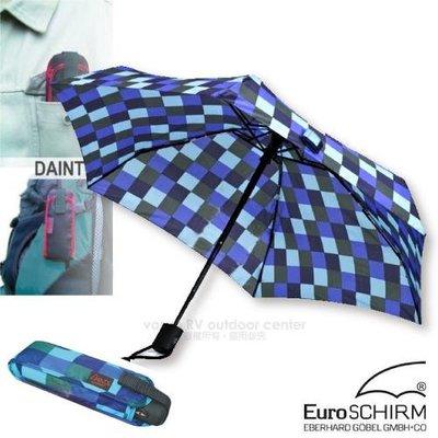 RV城市【德國 EuroSCHIRM】特價7折》DAINTY AUTOMATIC 抗UV自動傘/玻璃纖維/折傘 1A28