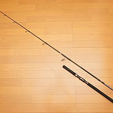 【比比昂.日本釣竿】ダイワ ソルティガ C74MS・J 中古品
