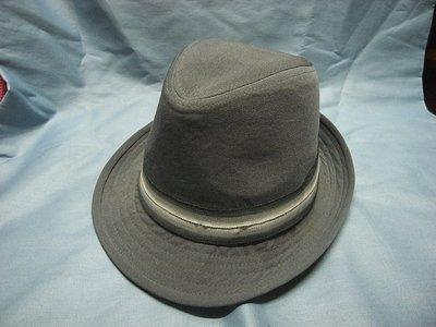二手 布質 素面 男女可載 紳士帽 台北市