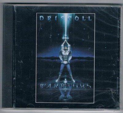 [鑫隆音樂]西洋CD-PHIL DRISCOLL WARRIORS(全新)免競標