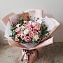 粉玫瑰花束。台北西門歡迎自取。【Flower&H...