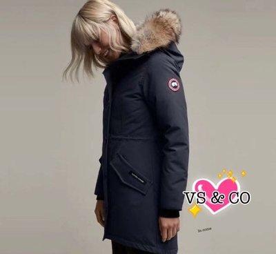 ❤️VS & CO❤️加拿大Outlet代購 Canada goose鵝牌rossclair防水防風縮腰長版大衣外套羽絨外套