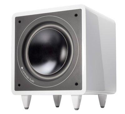 *雅典音響世界*英國劍橋 Cambridge Audio Minx X301 8吋超低音喇叭 公司貨