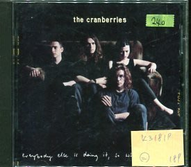 *真音樂* THE CRANBERRIES / EVERYBODY ELSE IS DOING IT 二手 K31819