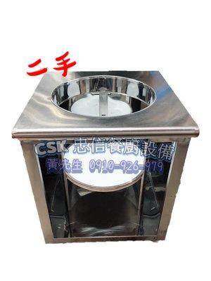 二手-單口湯桶台(9成新)
