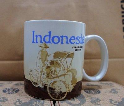 ❤️現貨,可直接下標❤️ Starbucks Indonesia Mugs 16oz icon 星巴克 印尼 馬克杯
