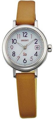 日本正版 Orient 東方 iO NATURAL&PLAIN WI0051WG 日本製 女錶 女用 手錶 日本代購