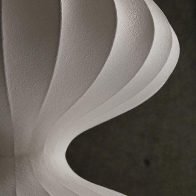 友星汽車PRINT:H|專利設計UNLESS侘寂落地蠶絲燈氛圍臥室客廳赤貧風現代