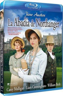 【藍光電影】諾桑覺寺 Northanger Abbey(2007)111-094