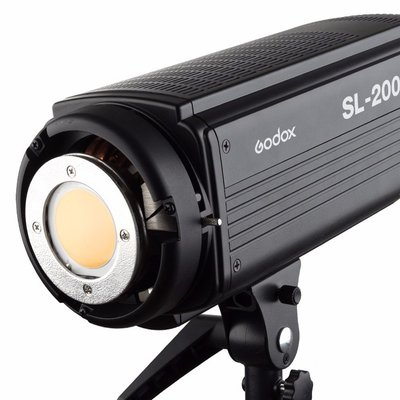 【EC數位】Godox 神牛 SL-200Y 黃光版 LED 攝影燈 SL200Y 專業  太陽燈 採訪燈 持續燈