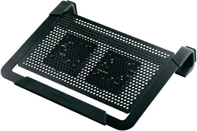 """=* 邁克電腦 *= CoolerMaster Notepal U2 Plus 鋁製雙風扇 散熱墊 支援至 17"""""""