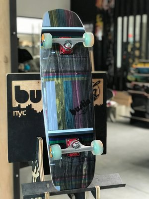 Bustin Boards (滑板/ 交通板/ 長板) - Yoface Progression Series (整組)