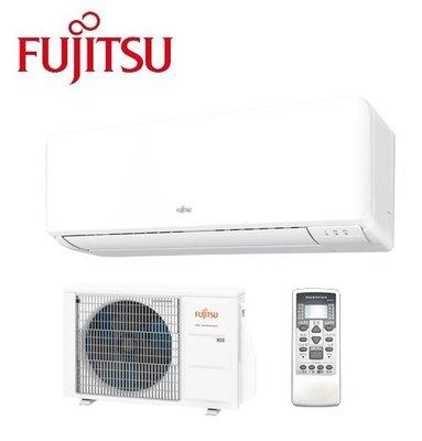 FUJITSU 富士通 【ASCG022KGTA/AOCG022KGTA】 3-4坪 高級系列 變頻 分離式冷暖空調