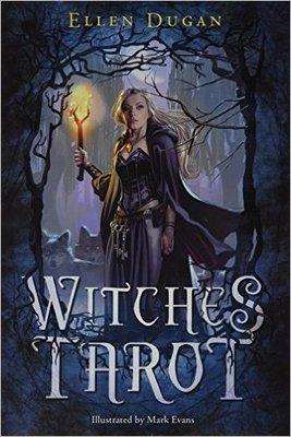 【預馨緣塔羅鋪】現貨正版女巫塔羅 Witches Tarot(豪華套裝版)(大盒)