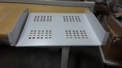 19吋機架專用承板~~~(機櫃.機箱.壁掛.儀器架)