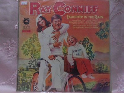【采葳音樂網】-西洋黑膠–PAY CONNIFF/LAUGHTER IN THE RAIN〝冠軍之星(64)〞524