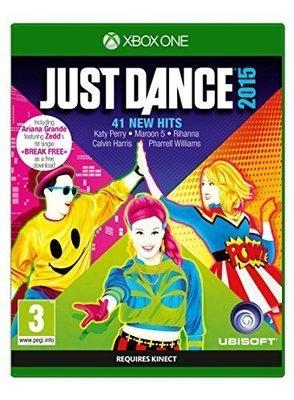 全新未拆 XBOX ONE 舞力全開2015 (Kinect必須) -英文版-X1 Just Dance 2015