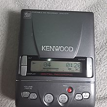 KENWOOD DMC E7RMD 機(少有太空灰) MD walkman