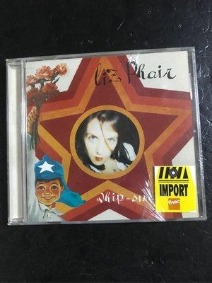 Liz Phair Whip-smart 絕版專輯 進口版 全新