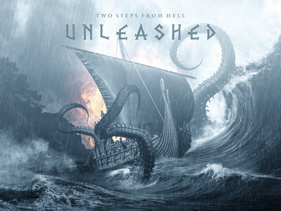 美版3CD預告片配樂《地獄邊緣 差兩步下地獄》/Two Steps from Hell Unleashed全新未拆
