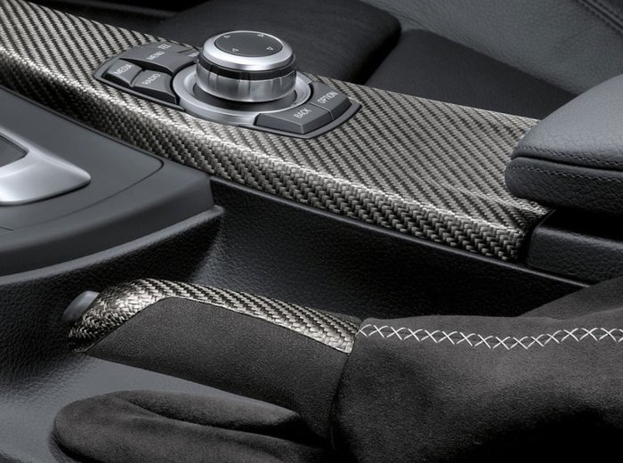 【樂駒】BMW F30 F31 F32 F33 F34 F36 M Performance 霧面 碳纖維 手煞車 拉桿