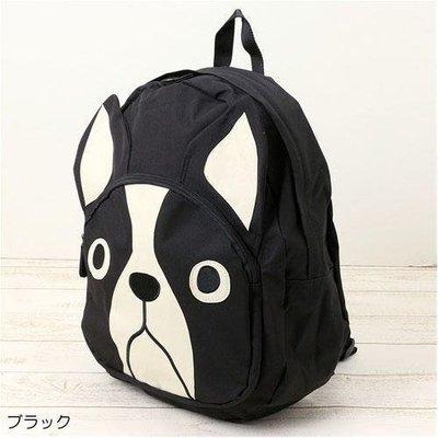 DK鬥牛犬s日本進口法國鬥牛犬法鬥犬狗頭後背包手提包手拿包e日系包包日本包包DK-AA2406Xz