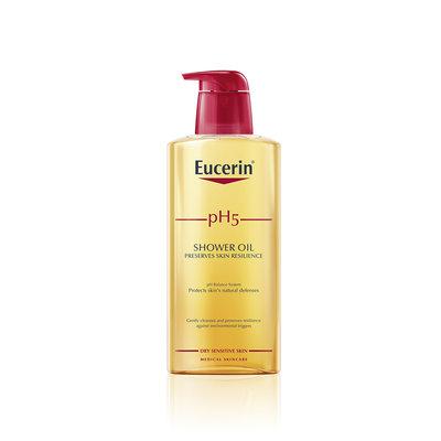 潔膚油Eucerin Ph5 Shower Oil 400ml