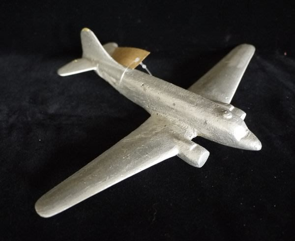 全鋁合金手工模型飛機 軍用機收藏 展示 擺飾禮物店面民宿櫥窗擺飾 [布拉格家居]