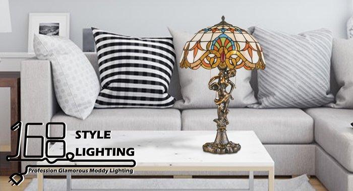 【168 Lighting】古典藝術《第凡內桌燈》GI 71503-1