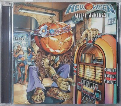Helloween - Metal Jukebox 二手台版