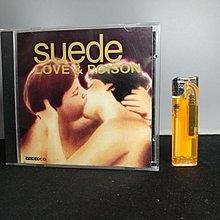 中古 VCD Video CD Suede Love And Poison 0-053422