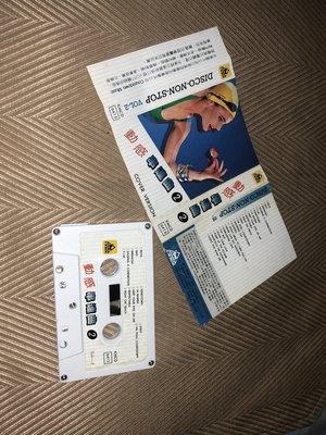 【李歐的音樂】光美唱片1980年 代動感串連曲2 DISCO-NON-STOP BAD 倒數計時 TOY BOY 錄音帶 新北市