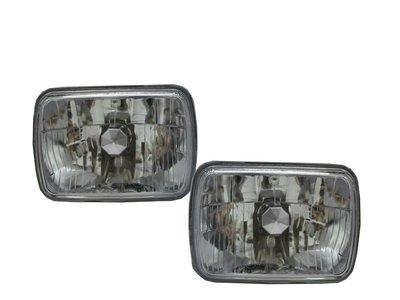 卡嗶車燈 DODGE 道奇 Rampage 1982-1983 兩門車 晶鑽款 大燈 電鍍