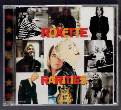 Roxette - Rarities Dressed For Success Remix (80歐舞) r1
