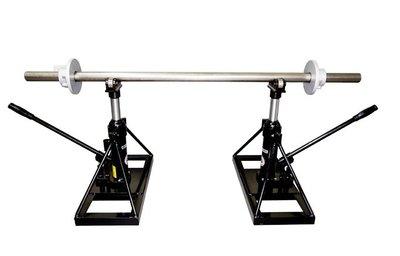 【川大泵浦】台震 CRS-46 油壓式放線架 電覽放線架 放線盤 CRS46