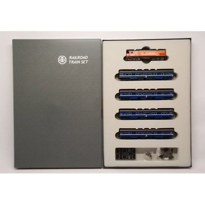 全新【鐵支路全新品─R100普通車車輛組(32850型)VT1003】下標就賣!免運費!