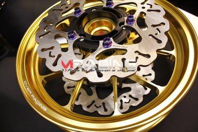 【炫富精品工作室】義大利 MALOSSI碟盤 220 適用:三轉五/鯊魚鍛造輪框/AERO/GTR/RSZ/CUXI