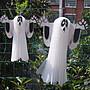 【NF240立體幽靈吊飾】兩尺寸商場鬼節道具萬...