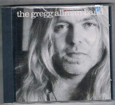 [鑫隆音樂]西洋CD-The Gregg Allman Band:Just Before The Bullets Fly