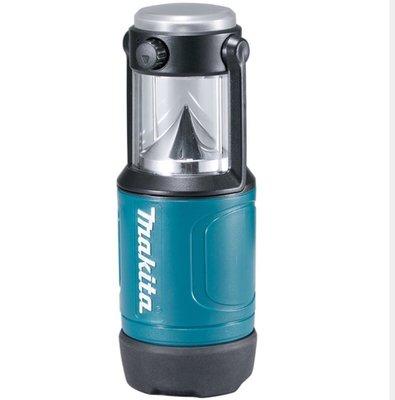 MAKITA 牧田 ML102 鋰電 7.2V/10.8V可共用 LED 手電筒 電燈 懷燈 可提 可吊掛 此商品不含電池 黃光