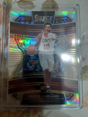 Darius Garland Select RC 銀亮最近打得超好