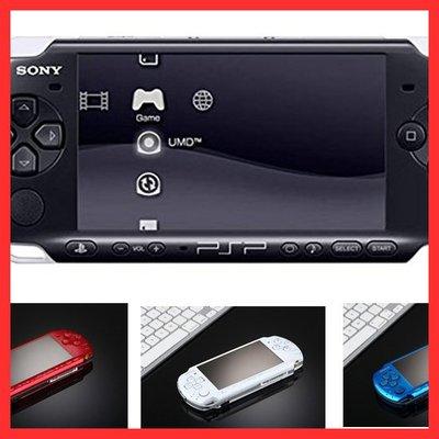 買一送五PSP全新原裝包裝好遊戲6.61破解送記憶卡軟殼包動漫貼保護貼3Hdq8