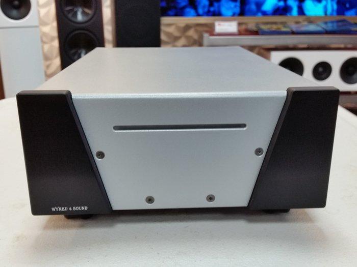 美國原裝WYRED 4 SOUND   SX-1000  500瓦單聲道後級   新店音響 一對價,無紙箱