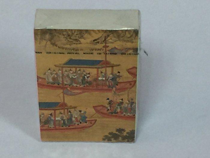 中華航空 CHINA AIRLINES  典藏品 華航 撲克牌 (國立故宮博物院)