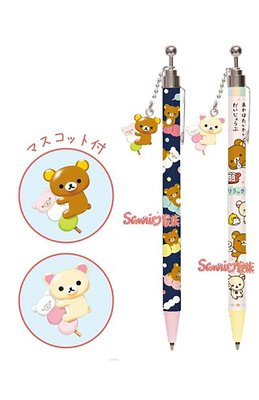 《東京家族》 日本 懶懶熊 拉拉熊 懶妹 小雞 茶屋丸子系列 黑色原子筆 2入