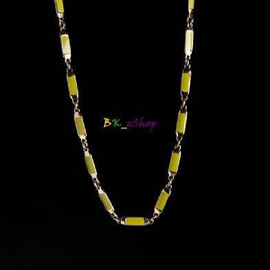 【美衣大鋪】 Jcrew☆ J.Crew 正品☆Enamel-link necklace 美項鍊~2色