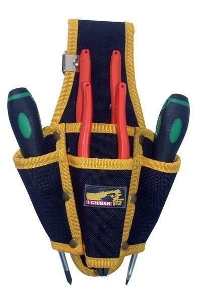 【I CHIBAN 工具袋專門家】一番 JK0211 鉗起腰袋  耐用防潑水 插袋 工作袋 收納袋 鉗子