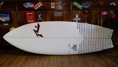 SLIDE SURF SHOP ~ RUSTY SURFBOARD / short boards/Heckler